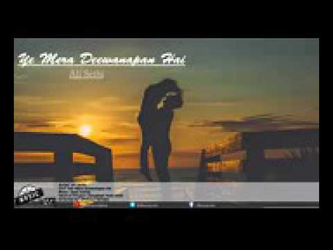OST Ye Mera Deewana Pan Hai   Ali Sethi Beautiful Song   YouTube