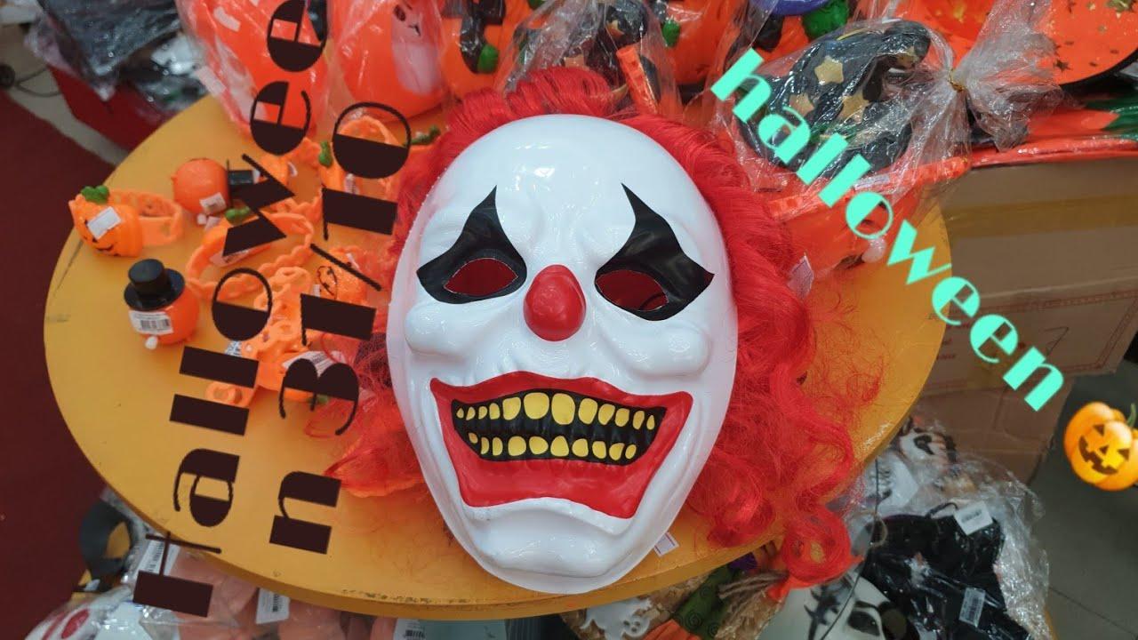 Halloween 31/10 mặt nạ Chú hề 🤡
