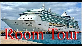 Royal Caribbean Brilliance of the Seas | Balcony Room Tour 2018