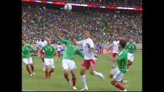 Grupo C Mexico v Panama Resumen de Goles