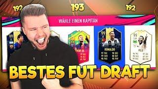 FIFA 19: MEIN BESTES FUT DRAFT 🔥🔥