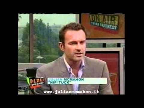 Julian McMahon/Dylan Walsh - On Air With Ryan Seacrest