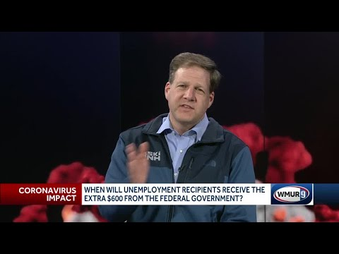 Part 2: Gov. Chris Sununu Answers Audience Questions Regarding COVID-19 In NH