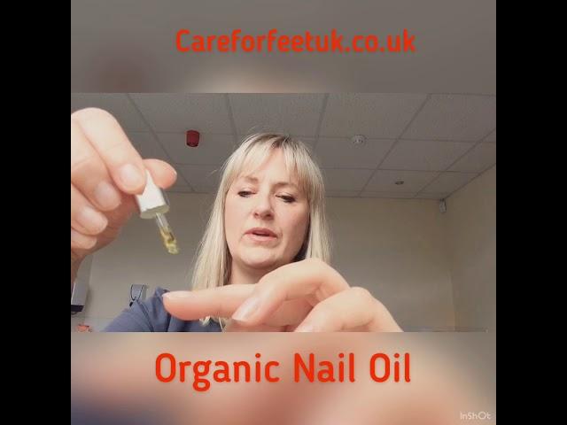 Organics Cuticle Oil
