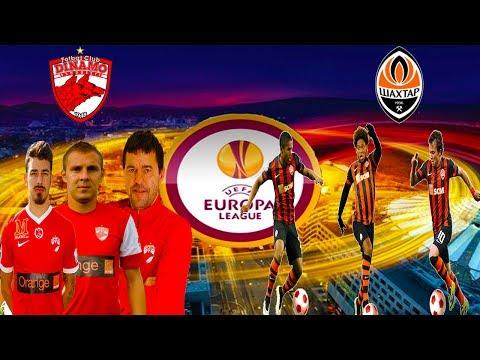 Duelul Cu Ucrainienii De La Shakhtar Donetsk - RPES 2017 Cariera Cu Dinamo Bucuresti