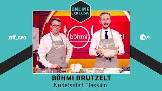 Böhmi brutzelt Partyfood - Nudelsalat Classico | NEO MAGAZIN ROYALE mit Jan Böhmermann