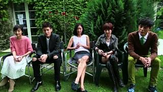 Eng Sub  140731 Somewhere Only We Know Director + Cast Interview Full Cut