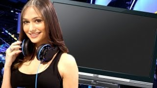 Samsung Sh!ts All the Pixels!! The Best TVs from CES 2013