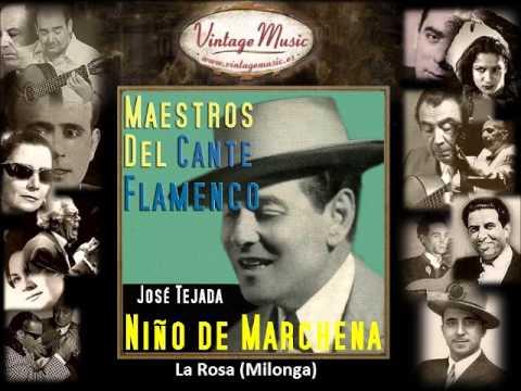 Niño Marchena - La Rosa (Milonga) (Flamenco Masters)