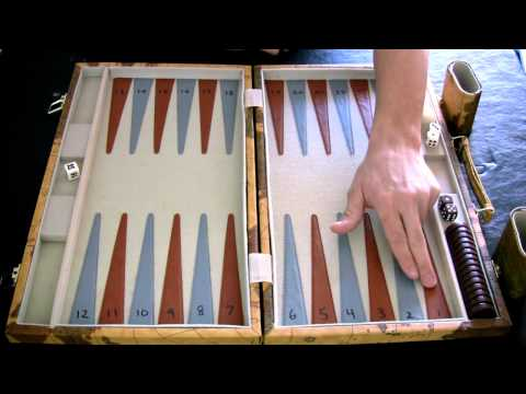 backgammon tutorial