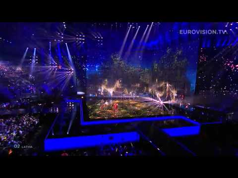 Aarzemnieki - Cake To Bake (Latvia) 2014 Eurovision Song Contest First Semi-Final