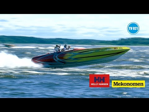 Poker Run Mälaren 2017