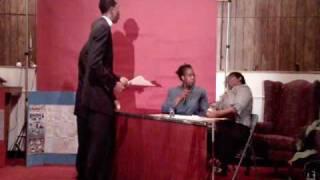Pastor Tommie L Jenkins Sr Life - Zoning Scene clip