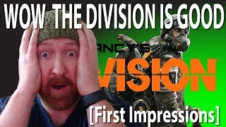 The Division WOW This Game Is Good [First Impressions] [Xbox One X Gameplay]