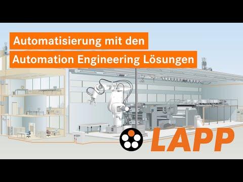Automatisierung Mit Den Automation Engineering Lösungen Der Lapp Gruppe - Produktanimation