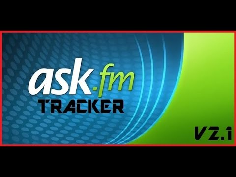 Track Anonymous Ask.fm Profile | Ask.fm Tracker (August 2014)