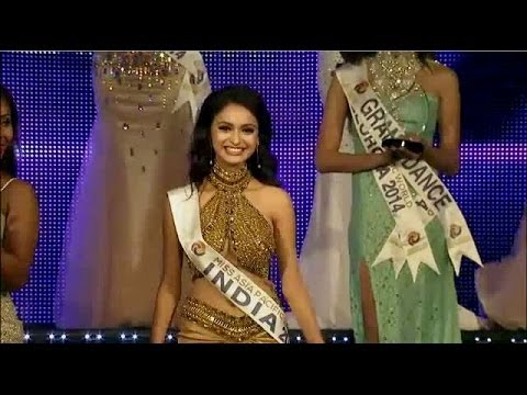 Miss Asia Pacific World 2014 - TOP 15 Semifinalists Announcement