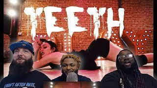 LADY GAGA | TEETH | BRINN NICOLE CHOREOGRAPHY - Deen, Jay & Thurm Reaction