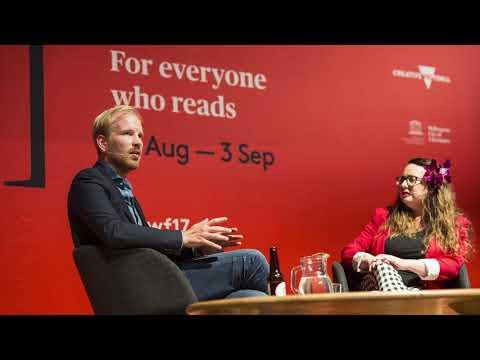 Rutger Bregman: Utopia for Realists   Melbourne Writers Festival Podcast