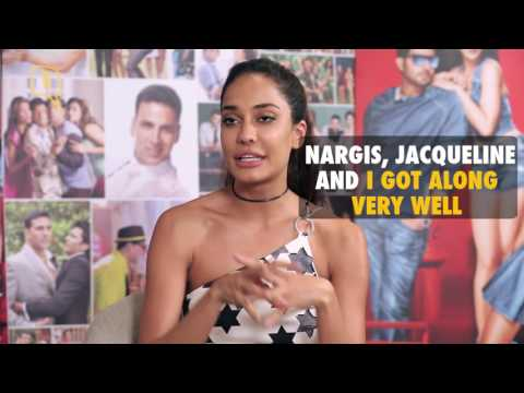 Lisa Haydon Interview on Housefull 3