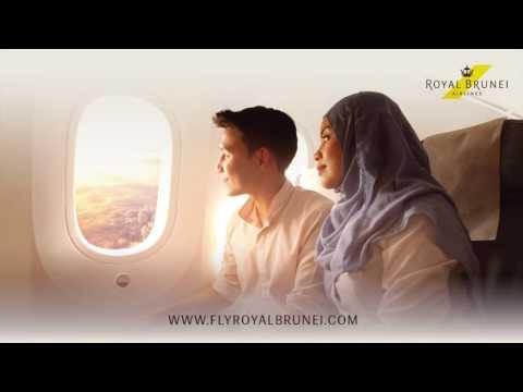 Royal Brunei Flights & Cozmo Travel