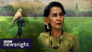 What is Aung San Suu Kyi