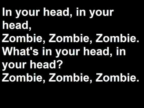 The Cranberries  Zombie Acoustic  With Lyrics