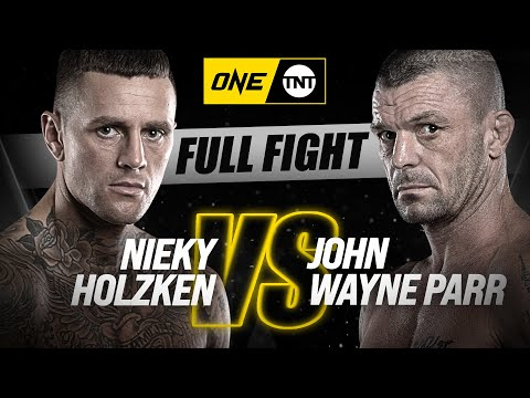 Nieky Holzken vs. John Wayne Parr | ONE Championship Full Fight