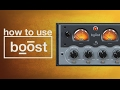 How To Use Sample Magic Boost  - Introduction
