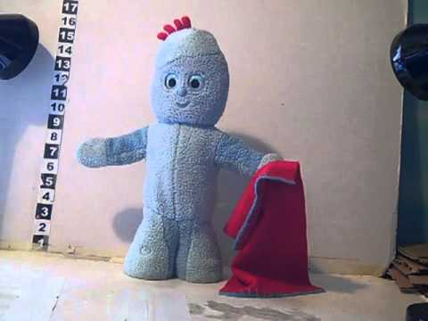 Dancing Iggle Piggle In The Night Garden Youtube