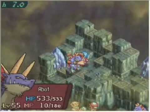how to get different jobs in final fantasy tactics