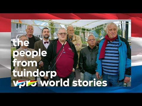 Anthropology of the Dutch: The people from Tuindorp