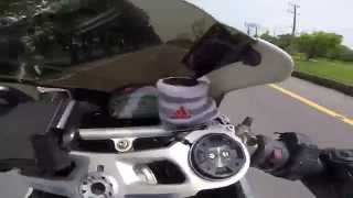 Top speed - Ducati 899 panigale