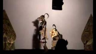 Wayang Kulit Banyumas Goro Goro