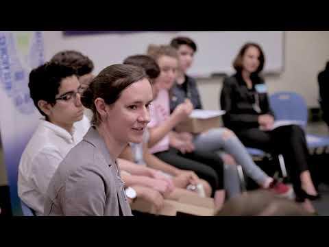 CNA Talks STEM With Arlington Science Focus School