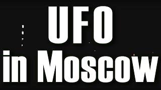 НЛО над Москвой (UFO in Moscow) 31/07/2011. Светящиеся шары (Новогиреево - Перово - Измайлово).