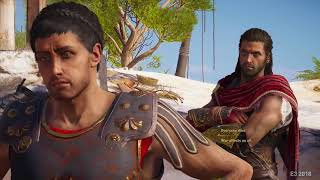 ASSASSIN S CREED ODYSSEY   1 hour EXCLUSIVE gameplay E3 2018