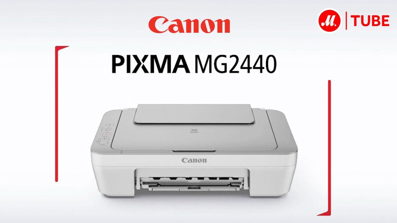 Скачать драйвер canon принтеры pixma mg2440