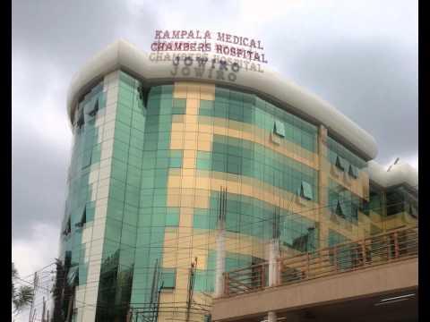 Kampala Medical Chambers Hospital, Uganda