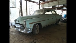 will-it-run-part-5-1953-oldsmobile-rocket-super-88-barn-find