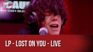 LP - Lost on you - Live - C'Cauet sur NRJ