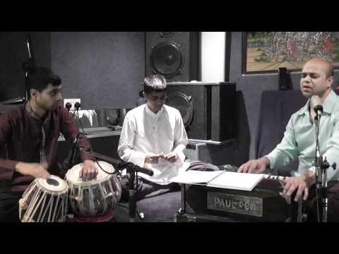 Hare Krishna Dhun- Raag Shivranjani- by Tofail Ahmed