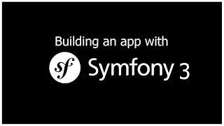 formation symfony2 and symfony3