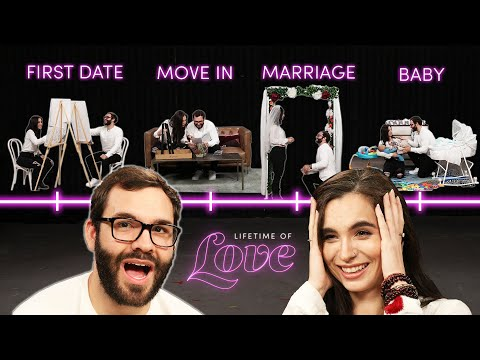 Strangers Try Marriage & Kids On The First Date