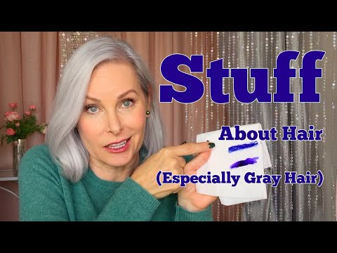 stuff-about-hair-(especially-gray-or-silver-hair)