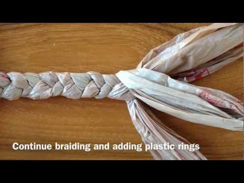 How To Make Your Own Plastic Jump Rope Out Of Plastic