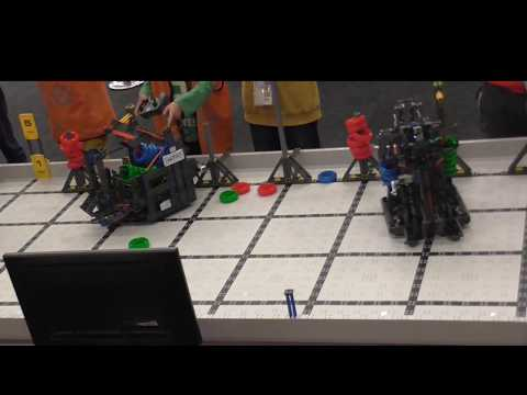 276 points at the Vex IQ Ringmaster 2017 Asia-Pacific Championships