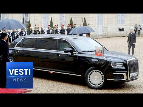 Aurus Goes East! Turkmenistan to Buy Entire Line of New Putin-Approved Russian Luxury Cars!