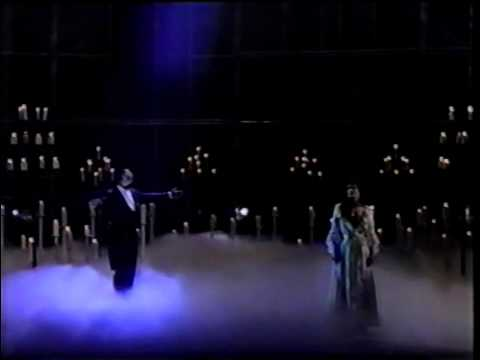 Phantom of the Opera - Robert Guillaume and Dale Kristien - Music of the Night