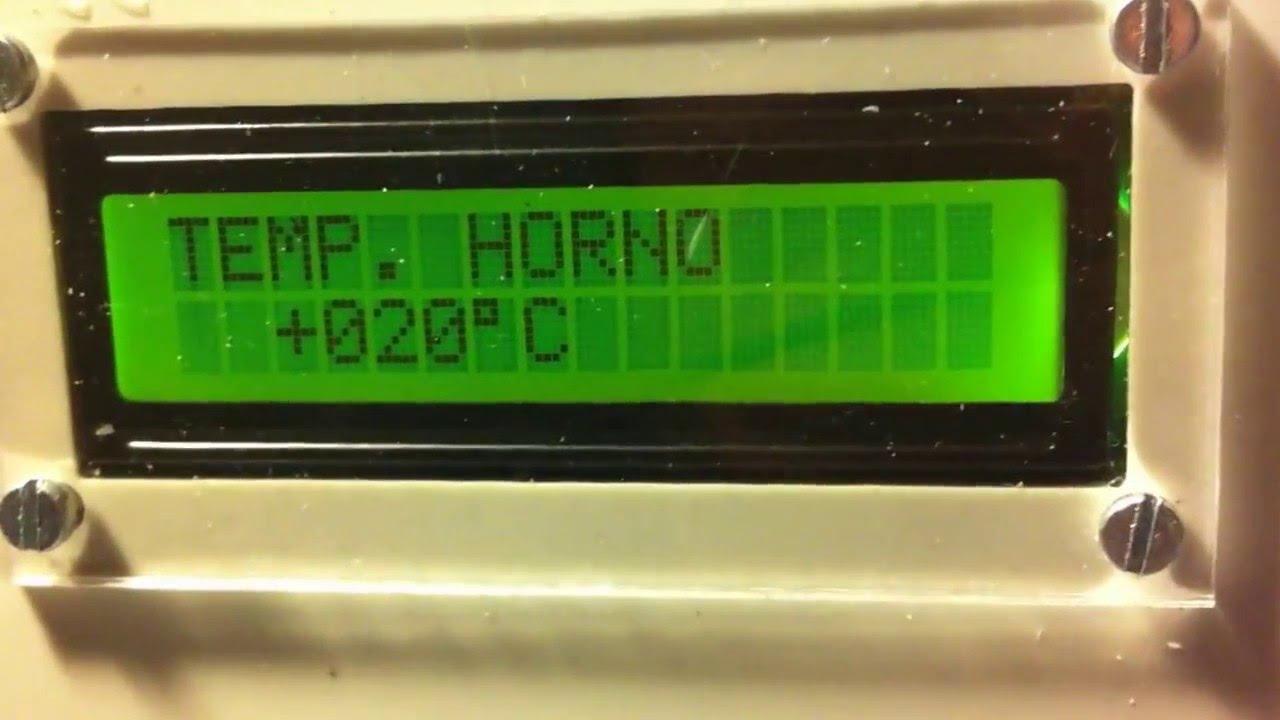 Term metro digital horno de le a youtube - Termometros para hornos de lena ...